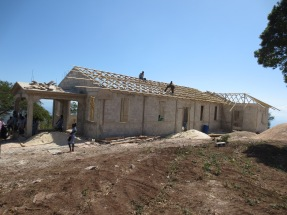 Church Under Construction