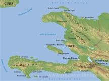 La Gonave Map with Trou Jacques