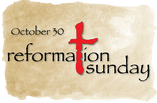 reformationsunday